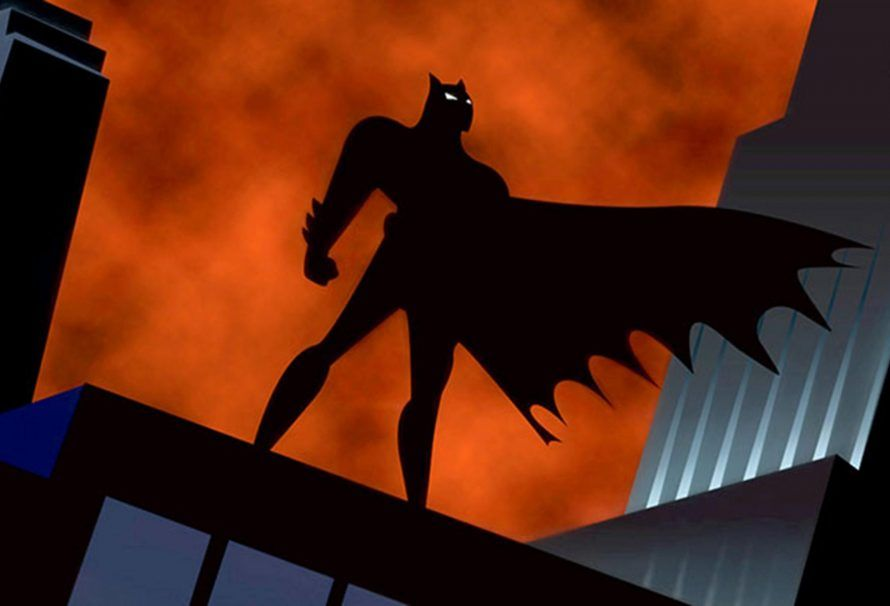 """""""I Am The Night"""": Hope in Three Acts in Batman: The Animated Series"""