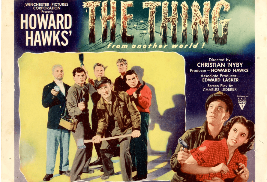 Keep Watching the Skies: The Thing from Another World at 70