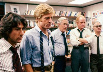 """""""These Are Not Very Bright Guys"""": The Lessons of <i>All the President's Men</i>, 45 Years Later"""