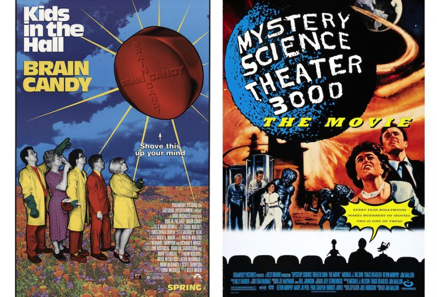 When Two Cult Cable Comedies Stormed the Cineplex