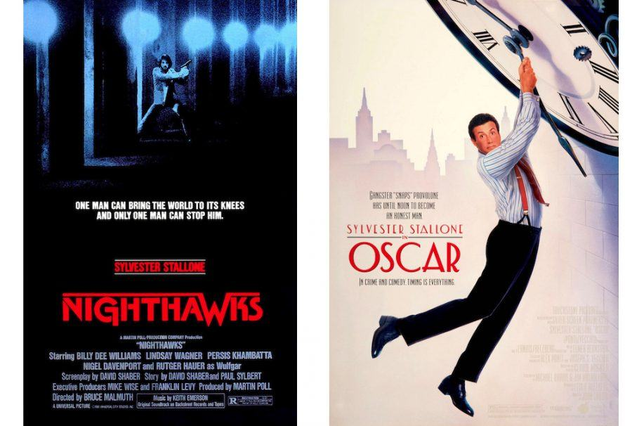 Nighthawks and Oscar: Changing the Image of Sylvester Stallone