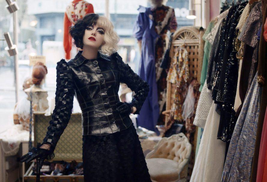 No Couture For You: Punk, Fashion, and Cruella