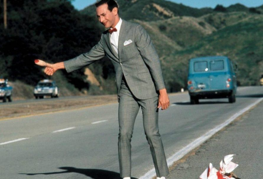 A Loner, A Rebel: A Profile of Pee-wee's Big Adventure