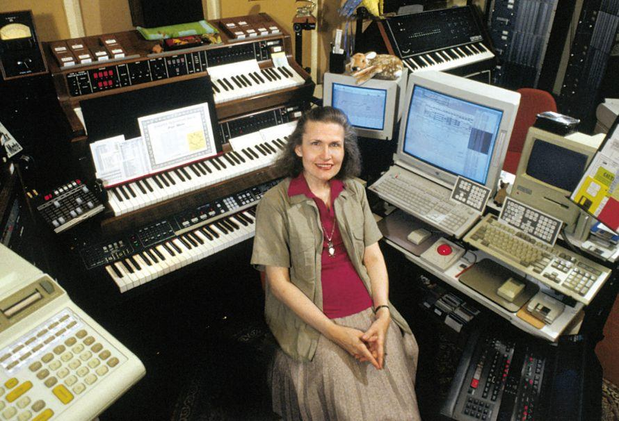 Pixel Perfect: How Wendy Carlos Gave an Extra Dimension to Tron