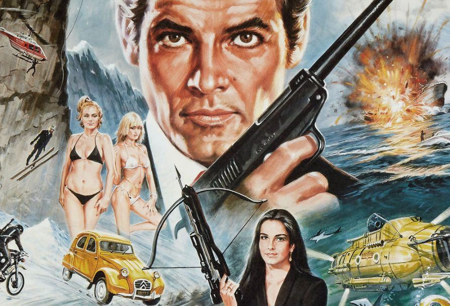 'For Your Eyes Only,' 'Raiders of the Lost Ark' and the Legacy of the James Bond Movie