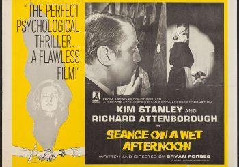 Classic Corner: <i>Séance On A Wet Afternoon</i>
