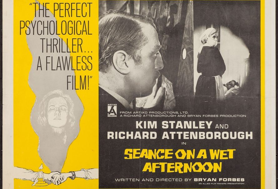 Classic Corner: Séance On A Wet Afternoon