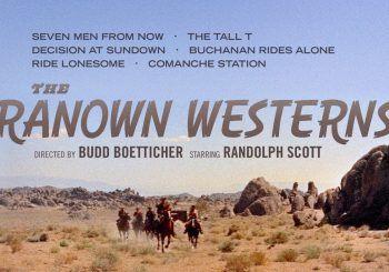 Classic Corner: The Ranown Westerns
