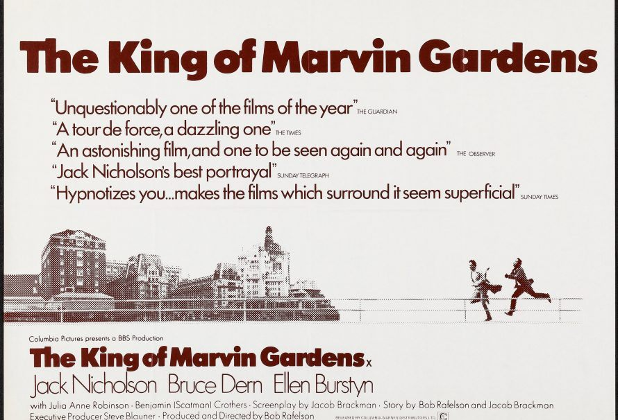 Classic Corner: The King of Marvin Gardens